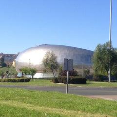 Photo taken at Palacio de los Deportes by J.j. T. on 5/4/2013