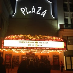 Photo taken at Plaza Theatre by Shannon F. on 12/19/2012