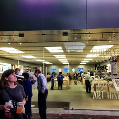 Photo taken at Apple Store, Bethesda Row by Eric M. on 7/25/2013