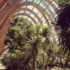 Photo taken at Winter Gardens by Megan E. on 7/7/2013