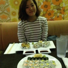 Photo taken at Iron Sushi by Michelle Y. on 7/28/2014