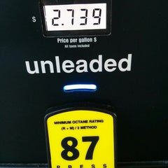 Photo taken at Costco Gasoline by David M. on 10/19/2014