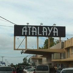 Photo taken at Parador Atalaya by Hugo M. on 1/19/2013