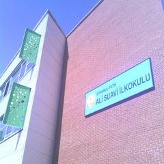 Photo taken at Ali Suavi İÖO by Tuba M. on 9/11/2013