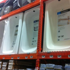 Photo taken at The Home Depot by Chris M. on 1/27/2013