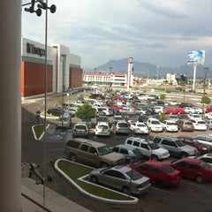 Photo taken at Galerías Saltillo by Osiel D. on 4/26/2013
