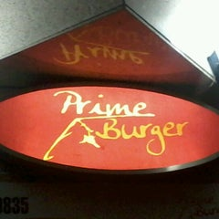Photo taken at Prime Burger by Marlos C. on 5/14/2013