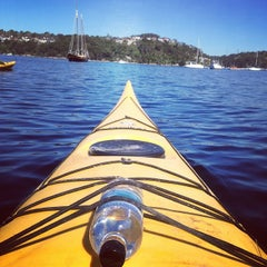 Photo taken at Sydney Kayak by Kader on 9/28/2013