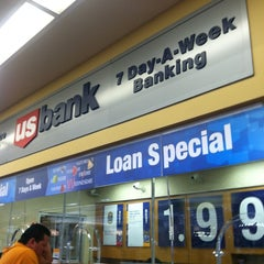 Photo taken at U.S. Bank ATM by Keith N. on 4/7/2013