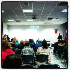 Photo taken at Cgil Livorno by Michele T. on 11/21/2013