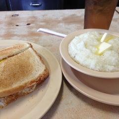 Photo taken at Moon's Sandwich Shop by Alice K. on 5/18/2013