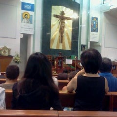 Photo taken at Church of Our Lady Of Perpetual Succour by Angel S. on 8/21/2011