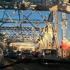 Photo taken at Macombs Dam Bridge by Yun T. on 10/17/2011