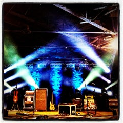 Photo taken at Minglewood Hall by Logan on 10/7/2012