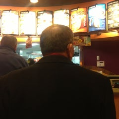 Photo taken at Taco Bell by Justin W. on 3/7/2013