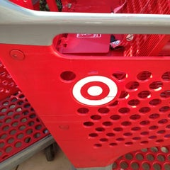 Photo taken at Target by Lily J. on 3/17/2013