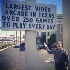 Photo taken at Pinballz Arcade by Michael C. on 2/16/2013