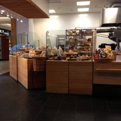 Photo taken at Andersen Bakery by Delaram A. on 9/12/2013