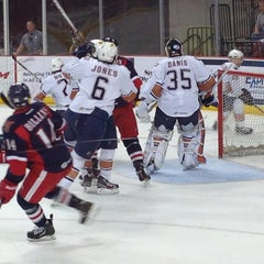 Photo taken at Oklahoma City Barons Hockey by Todd M. on 6/2/2013