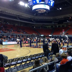 Photo taken at Auburn Arena by Jill G. on 1/18/2013