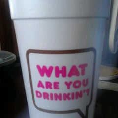 Photo taken at Dunkin Donuts by Hilary T. on 2/23/2013