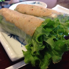 Photo taken at Xinh Xinh Cafe by H on 8/11/2014