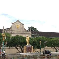 Photo taken at หอจดหายเหตุแห่งชาติ by Kibbiz on 5/30/2013