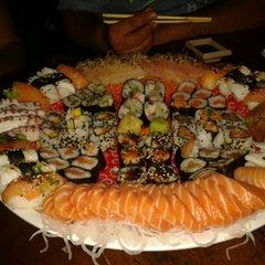 Photo taken at Sushi Ya San by Pâmela C. on 4/27/2013
