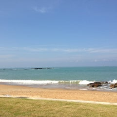 Photo taken at Ocean Breeze - Khao Lak by Lisaveta A. on 1/10/2013