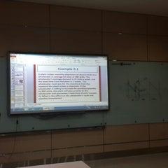 Photo taken at Universitas Bakrie by Freddy H. on 2/26/2015