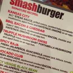 Photo taken at Smashburger by Yasser A Al-Mazrou on 11/16/2013