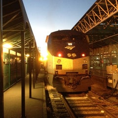 Photo taken at Pacific Central Station by Christian S. on 9/18/2012