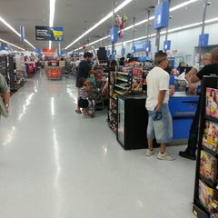 Photo taken at Walmart Supercenter by Daniel W. on 5/25/2013