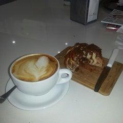 Photo taken at Oregano Bakery by Rosanna M. on 9/20/2013