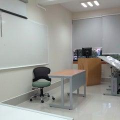 Photo taken at Departamento de Letras, Humanidades e Historia del Arte by Roberto R. on 1/15/2013