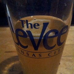 Photo taken at The Levee Bar & Grill by Samantha O. on 1/4/2013