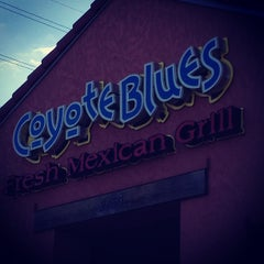 Photo taken at Coyote Blues by Lauren C. on 5/5/2013