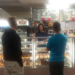 Photo taken at Ferrell's Donut Shop by Kathy P. on 7/20/2013