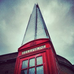 Photo taken at The Shard by Nuno G. on 6/9/2013
