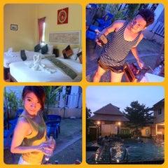 Photo taken at Pranburinoi Resort by Pla S. on 10/21/2012