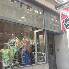 Photo taken at Barneys New York, Soho by Koo1 S. on 1/19/2013