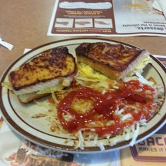 Photo taken at Denny's by Will H. on 4/19/2013