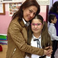 Photo taken at Ahmet Hamdi Tanpınar İlköğretim Okulu by İlknur Y. on 4/23/2015