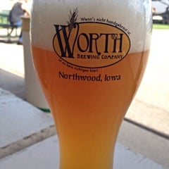 Photo taken at Worth Brewing Company by William R. on 9/27/2014
