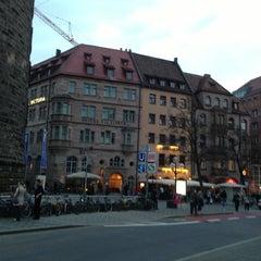 Das Foto wurde bei Le Méridien Grand Hotel Nürnberg von Tamerlan B. am 4/23/2013 aufgenommen