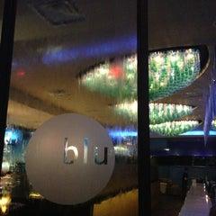 Photo taken at Blu Sushi by Jeffrey S. on 3/24/2013