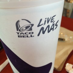 Photo taken at Taco Bell by Timothy Stanley on 7/9/2013