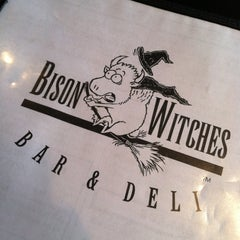 Photo taken at Bison Witches by Adam A. on 12/28/2012