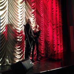 Photo taken at The Victoria Picture Palace and Theatre by Paul B. on 10/26/2013