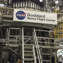 Photo taken at NASA Goddard Space Flight Center by John A. on 11/11/2015